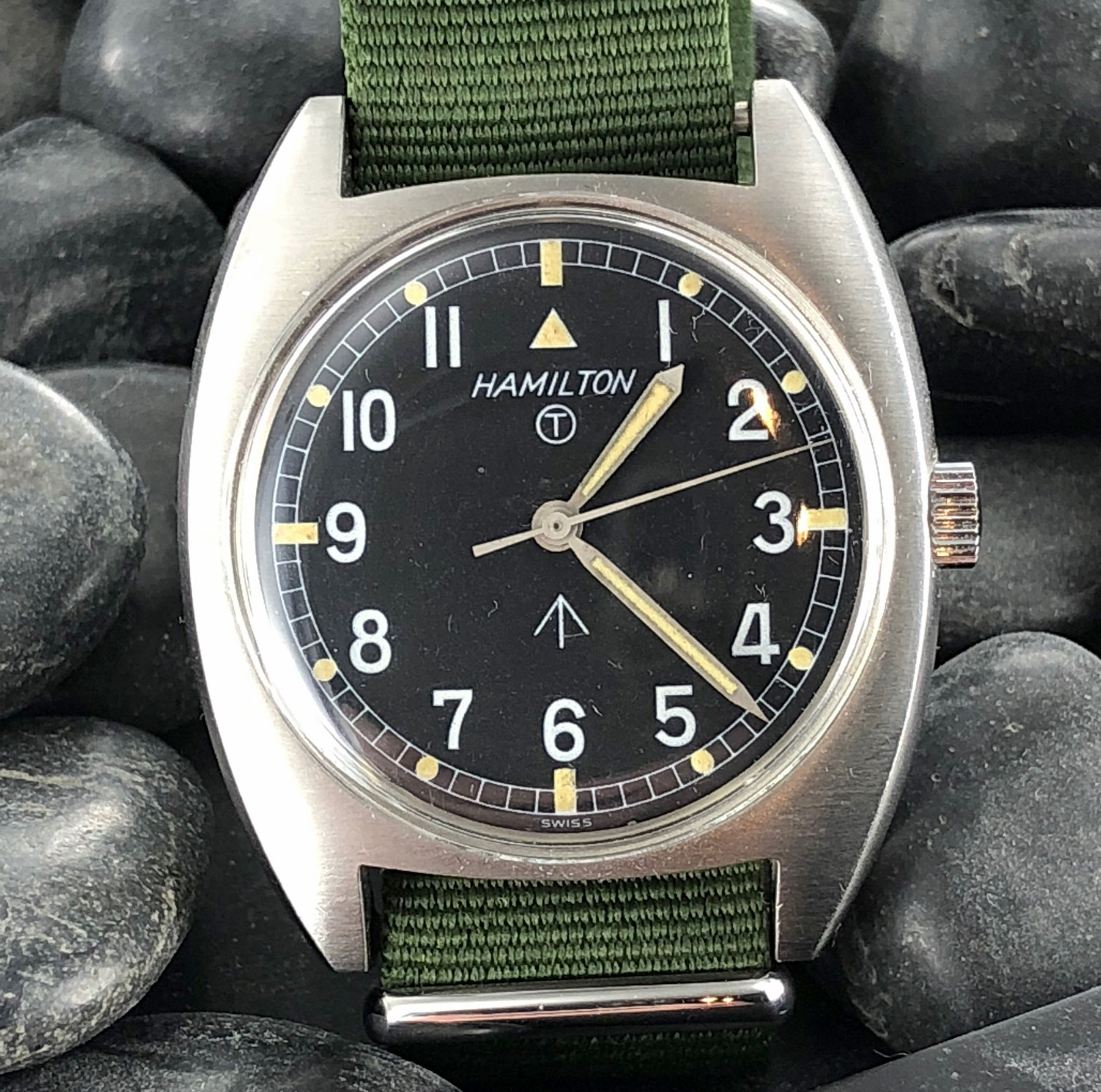 Military Watch Markings - antiqwatch.com